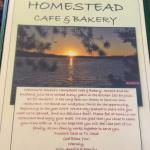 Homestead Cafe and Bakery