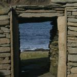 Doorway of Smaller House, Knap O' Howar