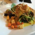 Sweet and Savory Salad