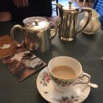 Nice cup of Earl Grey.