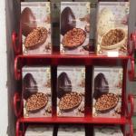 Uova Venchi Cioccolato bianco pistacchio nocciola e mandorle,  Nocciolato latte con nocciola i