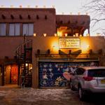 Front of La Dona Luz Inn