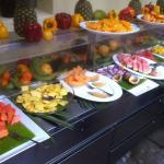 Früchtebuffett - Teil 2