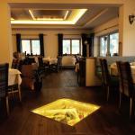 Besondere Einblicke im Restaurant