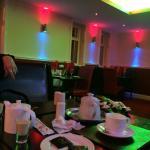 The restaurant area !! Very nice !!