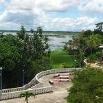 Vista desde el balcon del hotel