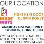 Americas Best Value Inn Brooklyn/Danielson Foto