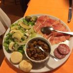 Cena al ristorante Benito