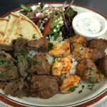 Athena's Mixed Grill