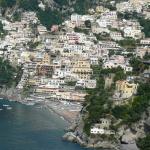 Amalfi vista desde lo alto