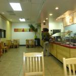 Inside Baja Fresh
