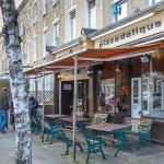 Pizzadelique, London