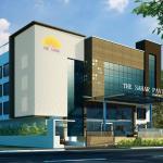The Sahar Pavilion Hotel
