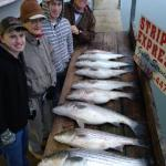 Striper Express Guide Service