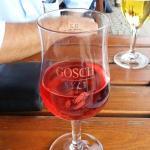 Leckerer Wein