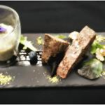 Terrine de gibier Maison - Business lunch - Fev. 2015