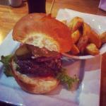 New York Deli Burger