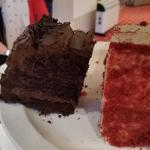 'dainty cakes'