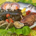 Il Nostro pesce fresco....