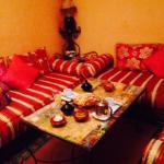 Maroccan breakfast