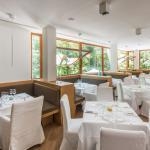 sala del ristorante
