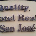 Quality Hotel Real San Jose