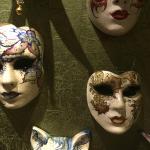 Beautiful masks