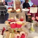 Amazing afternoon tea at Trios for Mother's Day