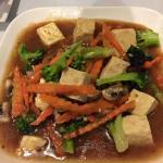 Lad Nah tofu