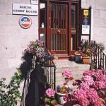 Bimini Front Entrance