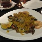 Mmmmmm, paella!!!
