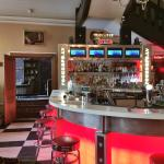 Rock Cafe main bar area