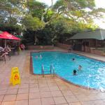 Well used pool