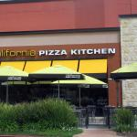 California Pizza Kitchen, Stoneridge Mall, Pleasanton, Ca