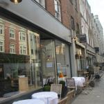 Entrance and Sidewalk tables