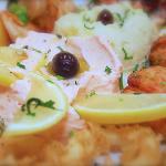 seafood pikilia
