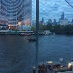 The view from Prime, Millennium Hilton, Bangkok