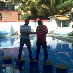 A Moment on Pool