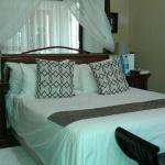 Regular double bed