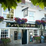The beautiful Victoria Inn, Salcombe