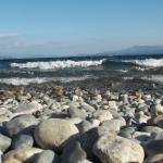 Azul profundo el Lago Nahuel Huapi ,,, S. Carlos de Bariloche -Argentina -