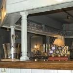 Bar at Waggon and Horses, Lymington