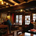 L'intérieurdu restaurant