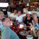 Rosarito locals have a great time at Charly's Place
