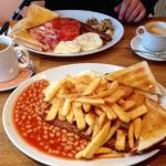 Trio breakfast
