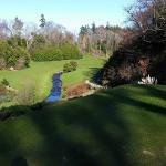Par 4 13th Stroke 1 - FANTASTIC drivng hole - Shocking scary 2nd, or 3rd, or...