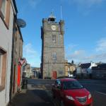 Clocktower Dufftown