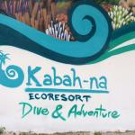 Here is the Kabah-na Dive & Adventure Booth right next door!