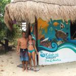 Luis & Lucianna from Kabah-na Adventure & Dive