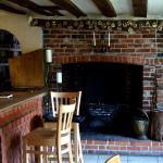 Swan Inn bar